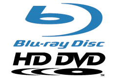 Blu-ray Vs. HD DVD