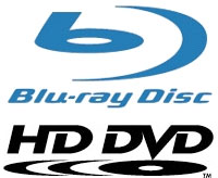 Blu-ray Vs HD DVD