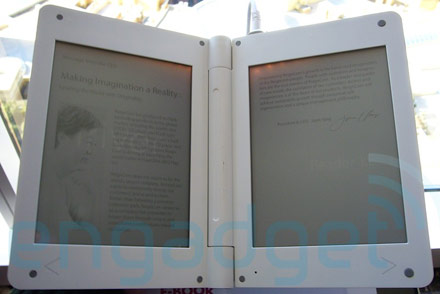 iRiver E-BOOk