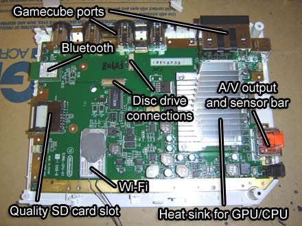 How-To: Make a Wii laptop, part 1 | Engadget | Wii U Motherboard Wiring Diagram |  | Engadget