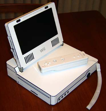 Wii engadget for Wii u portable mod