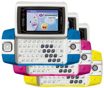 Whatever happened to the Sidekick? : Android
