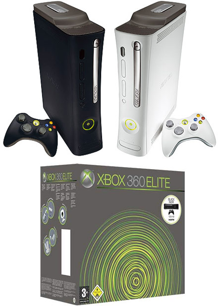 that any black Xboxen from here until the launch of the Xbox 360 Elite