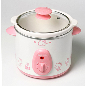 Hello kitty kitchen appliances target - Hello Kitty Gets Her Own Crock Pot