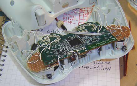 How-to: Make a PS360 controller | Engadget | Ps3 To Xbox 360 Controller Wiring Diagram Wiring |  | Engadget