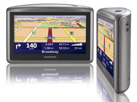 tomtom announces widescreen one xl gps. Black Bedroom Furniture Sets. Home Design Ideas