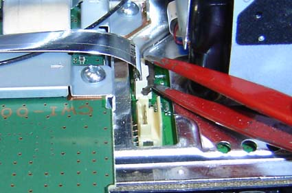 Be careful with ribbon cable sockets such as these