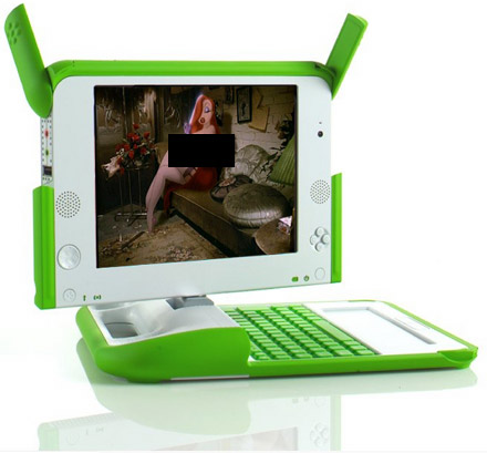 olpc jessica 2 Will it feature tattooed half naked women posed seductively with custom ...