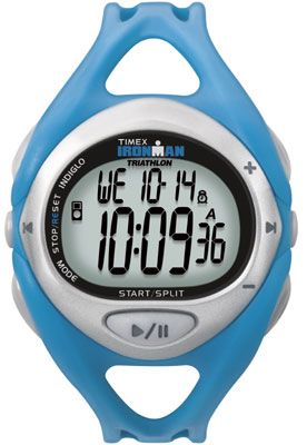 TIMEX IRONMAN TIME LINE - A