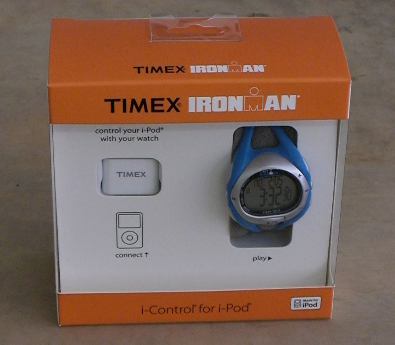 Timex Ironman iControl Watch