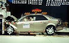Cologne firemen make haste in rescuing crash test dummies