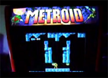 DIY'er constructs elaborate Metroid arcade console