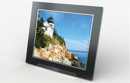 ceiva rolls out new line of digital photo frames. Black Bedroom Furniture Sets. Home Design Ideas