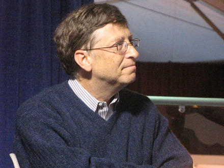 Bill Gates: the exit interview
