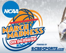CBS brings March Madness HD VOD