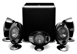 KEF's KHT2005.3 HTIB speakers