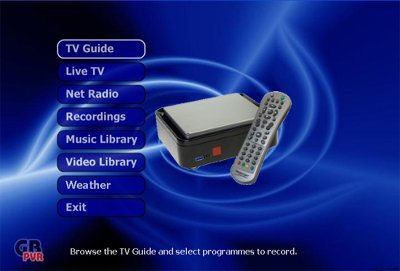 GB-PVR supports Hauppauge HD PVR