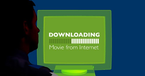 Downloading from internet