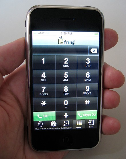 iPhone VoIP Calling (source = mobile.engadget.com)