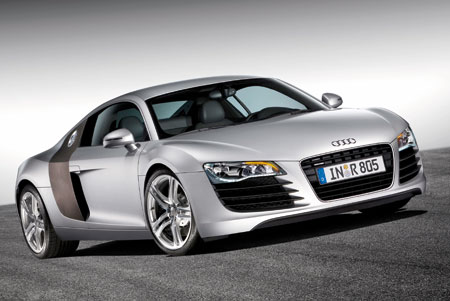 Audi R8 Cool pictures