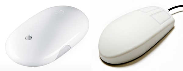 Might Mouse vs Mighty Mouse