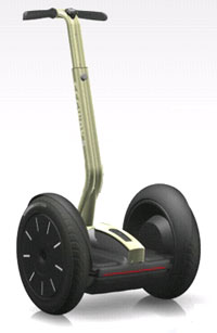 Segway i2 now available in Metallic Sage, still not inviting