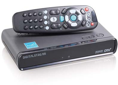 Verizon Digital Converter Box