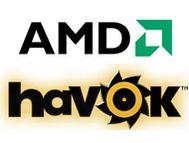 AMD Havok partnership