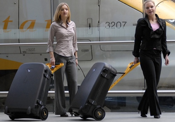Power Assisted Live Luggage Ready To Quot World Premier Quot