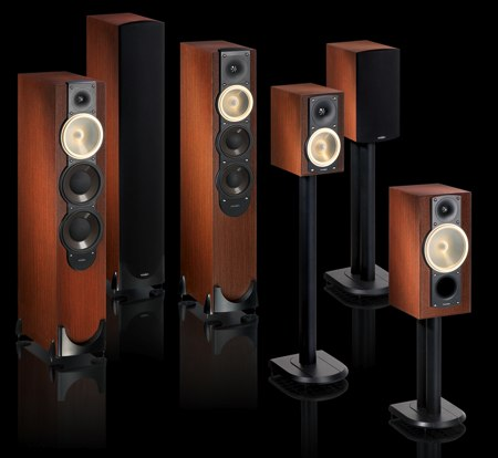Paradigm Monitor v.6 speakers