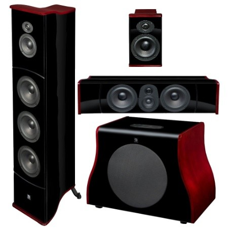 Boston Acoustics VS speakers