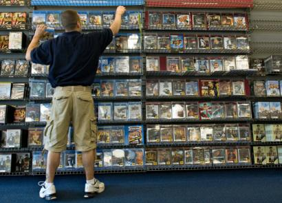 poll do you still visit the store for movie rentals