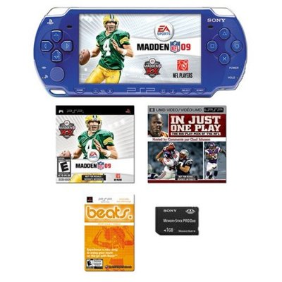 PSP Madden Value Pack