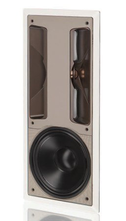 Paradigm Siig ADP in-wall surround speaker