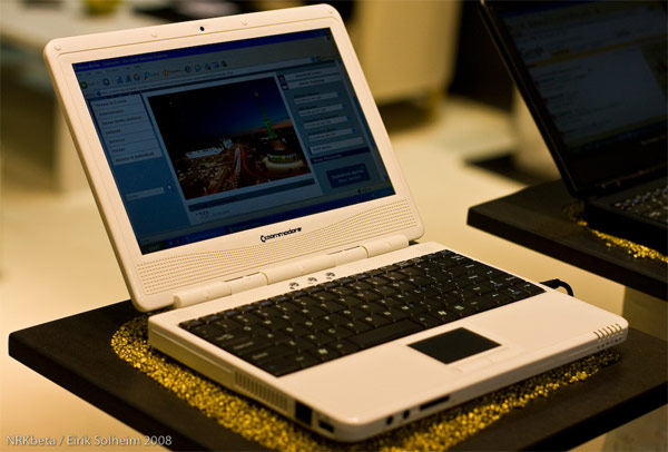 commodore netbook 09 01 08 Laptop Market Division