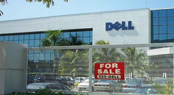 Michael Dell and Silver Lake up their offer for Dell buyout