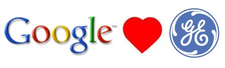 Google and GE in unlikely enviro-matrimony
