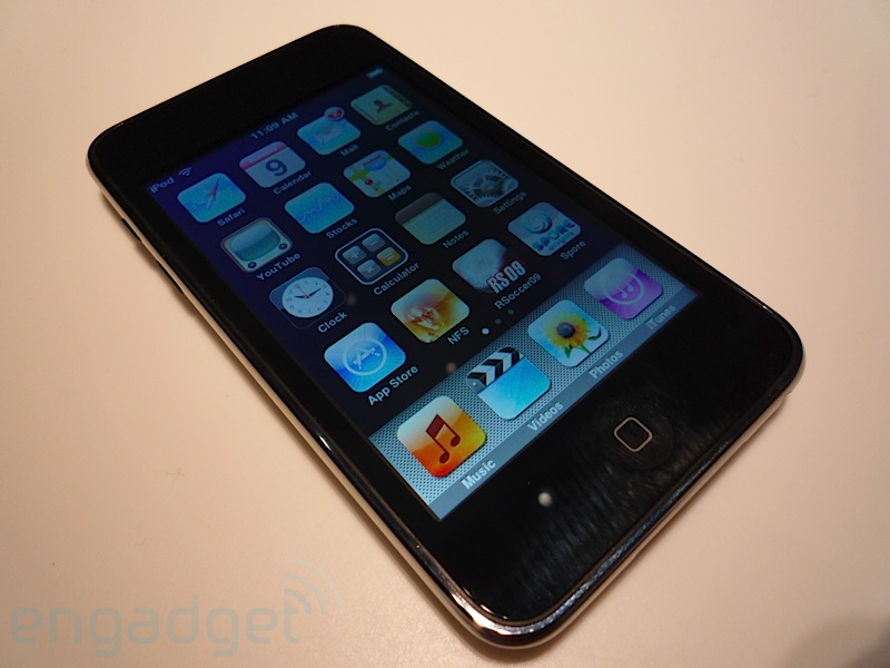 Ipod Touch Photos. iPod touch 2G - first hands-on