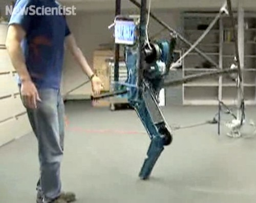 new robot leg design becomes more human more deadly