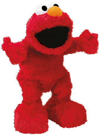 After the whole Tickle Me Elmo craze a few years back, you just knew