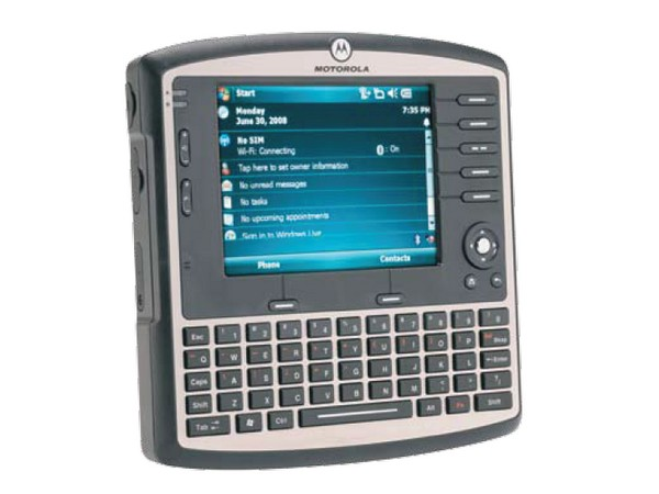 Motorola VC6096 is world's heaviest WinMo device