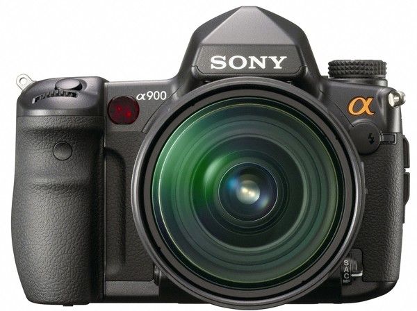 Dpreview tackles Sony's A900: 'Highly recommended' but with caveats