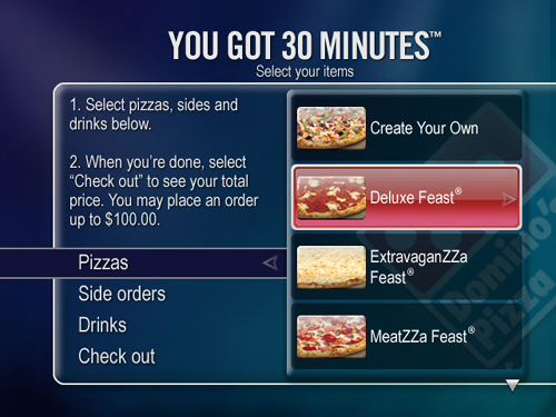 US TiVo users pick up Domino's Pizza ordering / tracking abilities