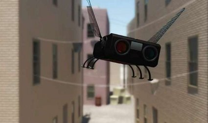 Bug Sized Spy-Bots Headed for the Battlefield
