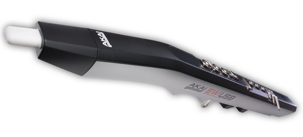 Akai's EWI USB wind instrument now shipping, to reveal your inner Kenny G.