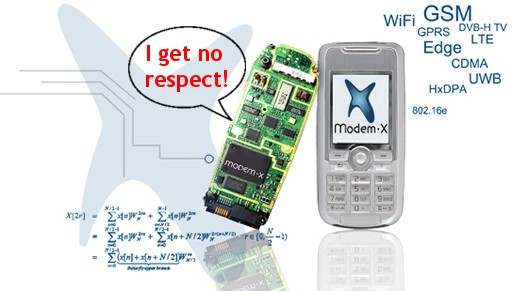 Multi-mode LTE chips predicted for 2009, WiMAX said to be for 