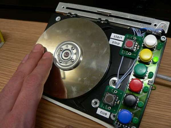 A hard drive hack for turntablists