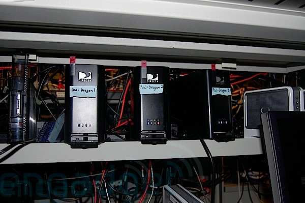 HDPC-20 in eHome's lab
