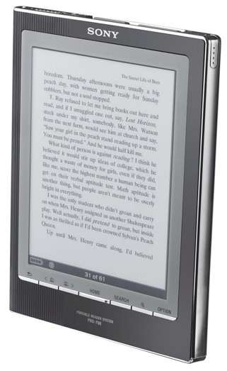 Sony's new Reader comes close to greatness, but is a bit too dim