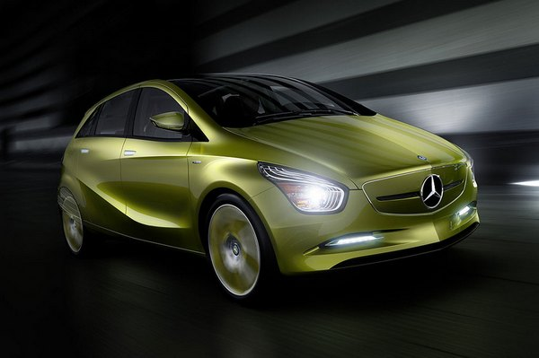 Mercedes hedges alt-fuel bets with BlueZero electric, hydrogen, and hybrid models